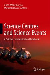 Science Centres and Science Events by Anne-Marie Bruyas