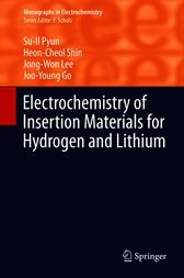 Electrochemistry of Insertion Materials for Hydrogen and Lithium by Su-Il Pyun