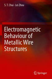 Electromagnetic Behaviour of Metallic Wire Structures by S. T. Chui