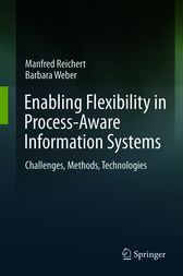 Enabling Flexibility in Process-Aware Information Systems by Manfred Reichert