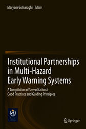 Institutional Partnerships in Multi-Hazard Early Warning Systems by Maryam Golnaraghi