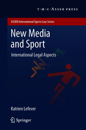 New Media and Sport by Katrien Lefever