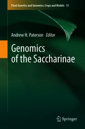 Genomics of the Saccharinae by Andrew H. Paterson