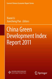 China Green Development Index Report 2011 by Xiaoxi Li