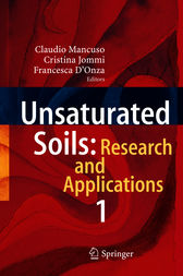 Unsaturated Soils: Research and Applications by Claudio Mancuso