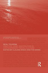 Real Tourism by Claudio Minca