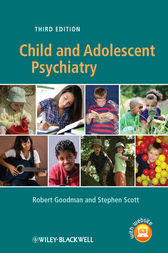 Child and Adolescent Psychiatry by Robert Goodman