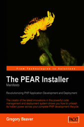 The PEAR Installer Manifesto by Gregory Beaver