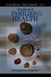 Handbook of Families and Health by D. Russell Crane
