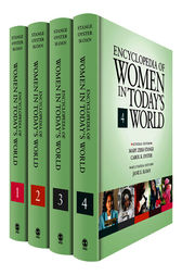 The Multimedia Encyclopedia of Women in Today's World by Mary Z. (Zeiss) Stange