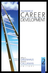 Encyclopedia of Career Development by Jeffrey H. Greenhaus