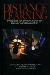 Distance Learning by Chandra Mohan Mehrotra