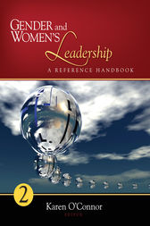 Gender and Women's Leadership by Karen P. O'Connor