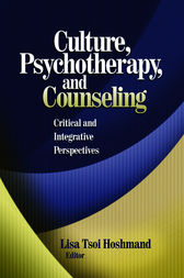 Culture, Psychotherapy, and Counseling by Lisa Tsoi Hoshmand