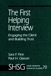 The First Helping Interview by Sara F. Fine
