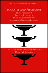 Socrates and Alcibiades: Four Texts by David Johnson