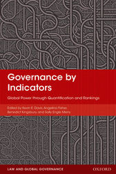 Governance by Indicators by Kevin Davis
