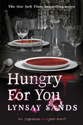 Hungry For You by Lynsay Sands