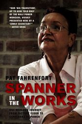 Spanner in the Works by Patricia Fahrenfort