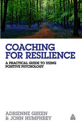 Coaching for Resilience by Adrienne Green