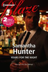 Yours for the Night by Samantha Hunter