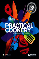 Practical Cookery for Level 2 VRQ by John Campbell