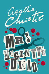 Mrs McGinty's Dead (Poirot) by Agatha Christie