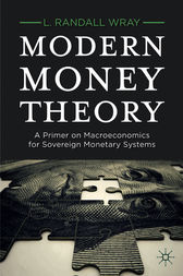 Modern Money Theory by L. Randall Wray