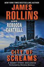 City of Screams by James Rollins