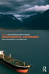 Environmental Governance by Gabriela Kütting