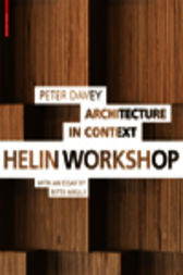 Architecture in Context by Peter Davey