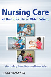 Nursing Care of the Hospitalized Older Patient by Terry Mahan Buttaro
