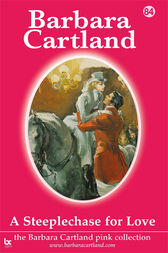 84 A Steeplechase For Love by Barbara Cartland
