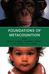 Foundations of Metacognition by Michael J. Beran