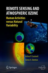 Remote Sensing and Atmospheric Ozone by Arthur Philip Cracknell