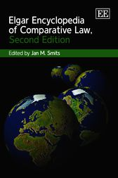 Elgar Encyclopedia of Comparative Law by Jan M. Smits