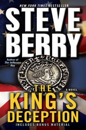 The King's Deception (with bonus novella The Tudor Plot) by Steve Berry
