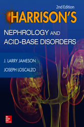 Harrison's Nephrology and Acid-Base Disorders, 2e by J. Larry Jameson