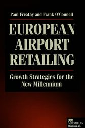 European Airport Retailing by Paul Freathy