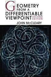 Geometry from a Differentiable Viewpoint by John McCleary
