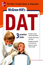 McGraw-Hill's DAT by Thomas A. Evangelist