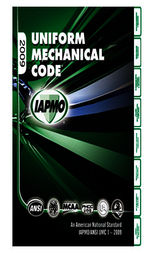 2009 Uniform Mechanical Code: An American National Standard