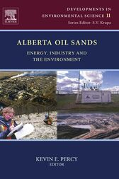 Alberta Oil Sands by Kevin E Percy