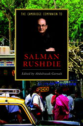 The Cambridge Companion to Salman Rushdie by Abdulrazak Gurnah