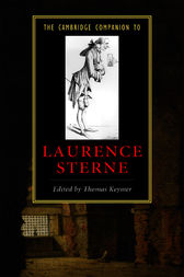 The Cambridge Companion to Laurence Sterne by Thomas Keymer