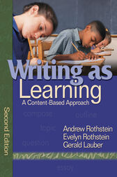 Writing as Learning by Andrew S. Rothstein