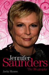 Jennifer Saunders by Jacky Hyams