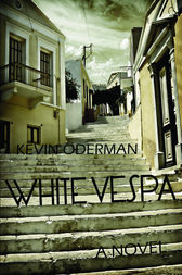 White Vespa by Kevin Oderman