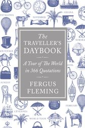 The Traveller's Daybook by Fergus Fleming