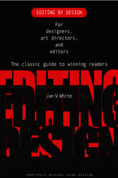 Editing by Design by Jan White